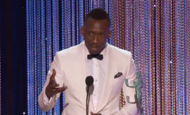 'Moonlight's big SAG Awards moment