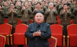 This is a photo of North Korea.