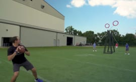 Drew Brees does a video with Dude Perfect.
