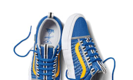 "Alltimers x Vans Old Skool Pro Skate ""Blue/Yellow"""