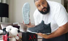 Air Jordan 4 Kaws Black DJ Khaled
