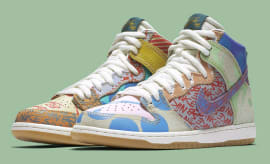 Thomas Campbell Nike SB Dunk High Chronicles Release Date Main 918321-381