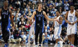 Luke Kennard Duke North Carolina 2017 Barclays