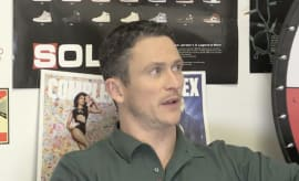 Jonathan Tucker on 'Keeping Up With Kulture'