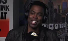 Chris Rock on 'Ebro in the Morning'