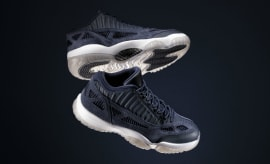 Air Jordan 11 Low IE Midnight Navy Release Date 919712-400 (1)