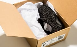 Baby Yeezy 350 Boost Box