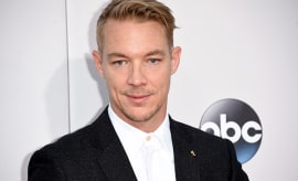 This is a photo of Diplo.