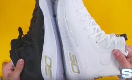 Curry 4 More Rings unboxing