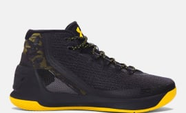 Under Armour to Unleash the Curry 3 in Canada