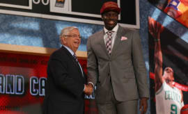 Anthony Bennett is drafted in 2013.