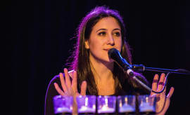 Vanessa Carlton performs at The Roxy Theatre