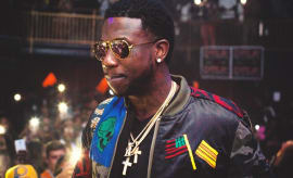 This is a photo of Gucci Mane.