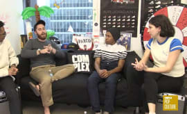 'It Comes At Night' on Complex Facebook Live