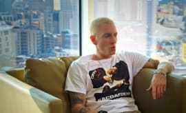 "Eminem on ""Defiant Ones"""