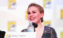 Anna Paquin at Comic-Con