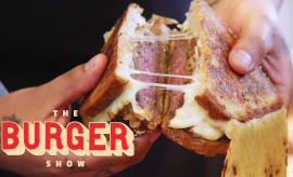 The Quest for the Ultimate Patty Melt | The Burger Show