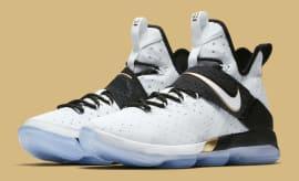 Nike LeBron 14 BHM Release Date Main 860634-100