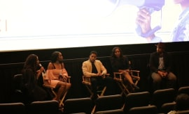 'Dear White People' Washington, D.C., screening