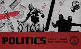 5HEV Donnie Murda Beatz Politics Toronto