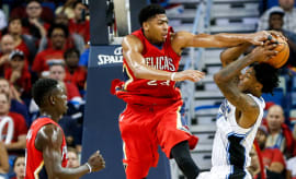 Anthony Davis Begins His 2015 MVP Campaign