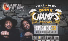 ATCQ on Drink Champs