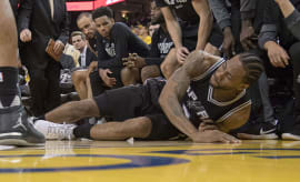 kawhi leonard injured warriors