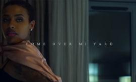 "Trillary Banks - ""Come Over Mi Yard"" video"