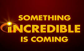 'Incredibles 2' trailer.