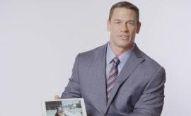 John Cena random questions