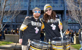 Steelers Drumline