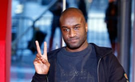 This is a picture of Virgil Abloh.
