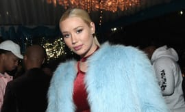 Rapper Iggy Azalea attends the Def Jam Toasts The Grammys