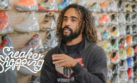 Jerry Lorenzo Goes Sneaker Shopping With Complex | Sneaker Shopping