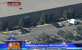 Workplace shooting