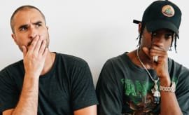 Travi$ Scott and Zane Lowe on Beats 1