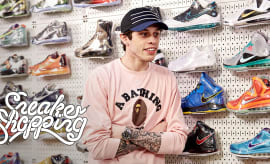 Pete Davidson Goes Sneaker Shopping With Complex | Sneaker Shopping