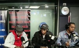 Migos Sway Interview