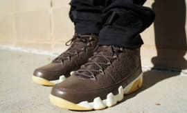 Air Jordan 9 Anthony Hamilton Brown Gum PE