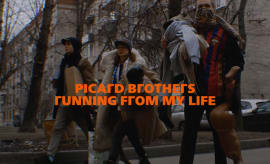"Picard Brothers - ""Running From My Life"" video"
