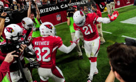 Tyrann Mathieu Patrick Peterson St. Louis Rams 2015