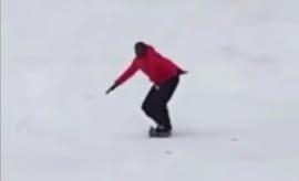 Boosie Badazz Snowboarding