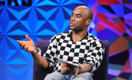 Charlamagne Tha God at day one of Genius Talks
