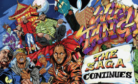 Mathematics 'Wu-Tang Clan: The Saga Continues'