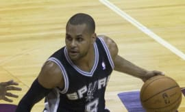 Patty Mills in action