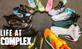 All The Sneakers Releasing All-Star Weekend! | Life At Complex