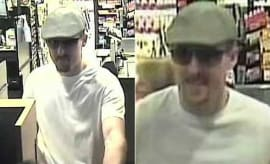 klay thompson bank robber