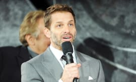 Zack Snyder attends the European Premiere of 'Batman V Superman