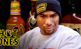 Hot Ones Charlamagne Thumb