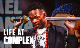 Israel Adesanya Has The Most Swag In The UFC | Life At Complex